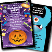 See all Halloween invitations