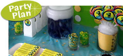 Kids Halloween Mad Scientist Lab Ideas