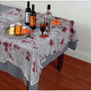 Gory and bloody Halloween decorations