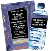 Haunted House halloween party supplies