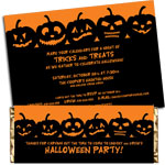 Halloween Jack o Lantern party supplies