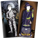 Custom Halloween Photo Standins. Halloween standees.