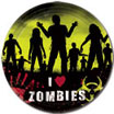 Beware Zomies Party Theme