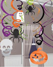 easy halloween office party decorations