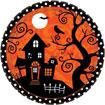 Halloween paper goods for Halloween
