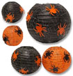 Halloween spider decorations
