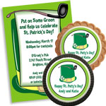 Derby theme St. Patrick's Day party supplies