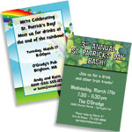 See all of our St. Patrick's Day invitations