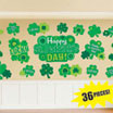 st. pat's day cutouts