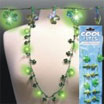 Light up Shamrock beads