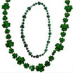 st. patty's day beads