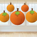 Pumpkin Lanterns Decorations