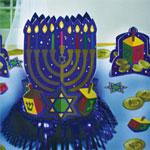 Hanukah Party Decorations