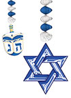 hanging dreidel decoration