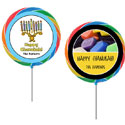 Chanukah party theme lollipops