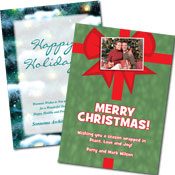 Christmas and Winter Holidays Holiday Cards