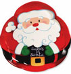 Santa Christmas Party Tray