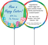 Easter Lollipops Candy Favors