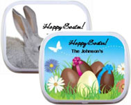 Easter Mint and Candy Tins