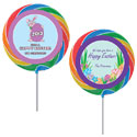 Easter theme lollipops