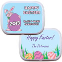 Easter theme mint tins