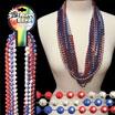 Patriotic beads