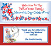 custom memorial day banners