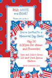 patriotic Memorial day Party