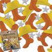 Western party confetti