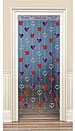 Valentine's Day Door Curtain