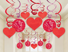 tisichare: valentines party decoration ideas