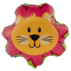 safari friends 1st mylar balloon