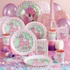 pink poodle party supplies