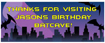 batman birthday party personalized banner