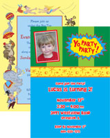 See custom invitations for boys birthday parties