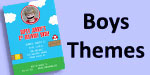 Boy Birthday Theme Parties, Birthday Themes for Boys