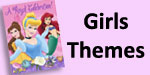 Girls Birthday Theme Parties, Birthday Themes for Girls