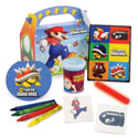 Mario Brothers Party Favor