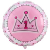 lil' princess 1st birthday mylar balloons