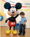 Mickey Mouse walking balloon