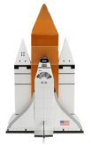 space shuttle centerpiece
