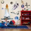 space giant wall decals