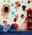 DOG giant wall decorations