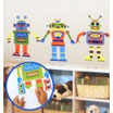 Robot Wall Decals