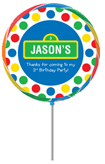 custom sesame street party favor. Sesame street lollipop