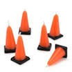 construction cone candles