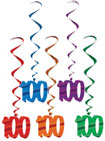 100th Birthday Party Decorations