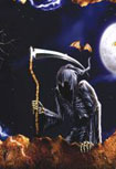 over the hill reaper decoration