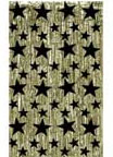 silver star door curtain