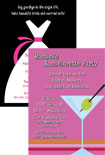 custom bachelorette party invitations